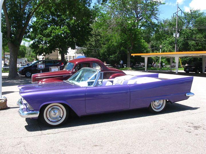 Plymouth  1957 - 1958 custom & mild custom 10441311