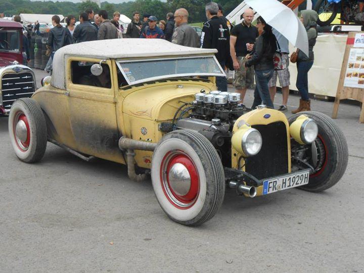 European Hot Rod and Custom Show - Chimay - Juin 2014 10441412