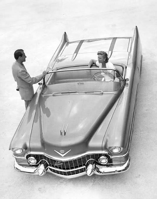 1953 Cadillac Le Mans concept. 10443511