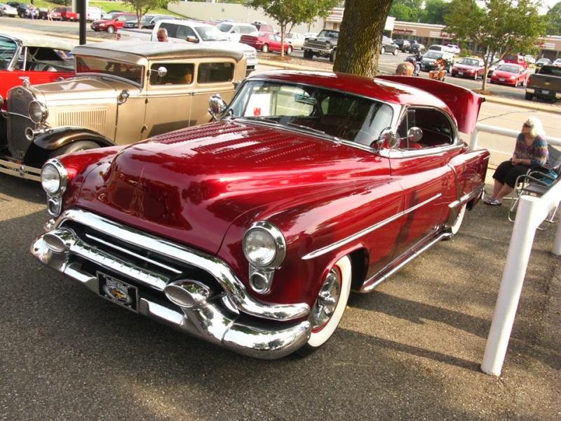 Oldsmobile 1948 - 1954 custom & mild custom - Page 4 10444611