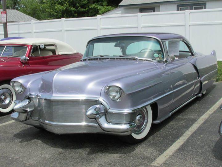 Cadillac 1954 -  1956 custom & mild custom - Page 2 10447710