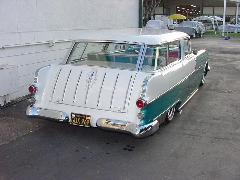 Pontiac 1955 - 1958 custom & mild custom 10450512