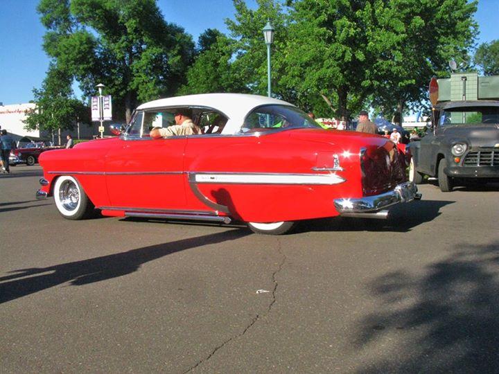 Chevy 1953 - 1954 custom & mild custom galerie - Page 6 10450610