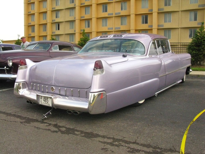 Cadillac 1954 -  1956 custom & mild custom - Page 2 10450713