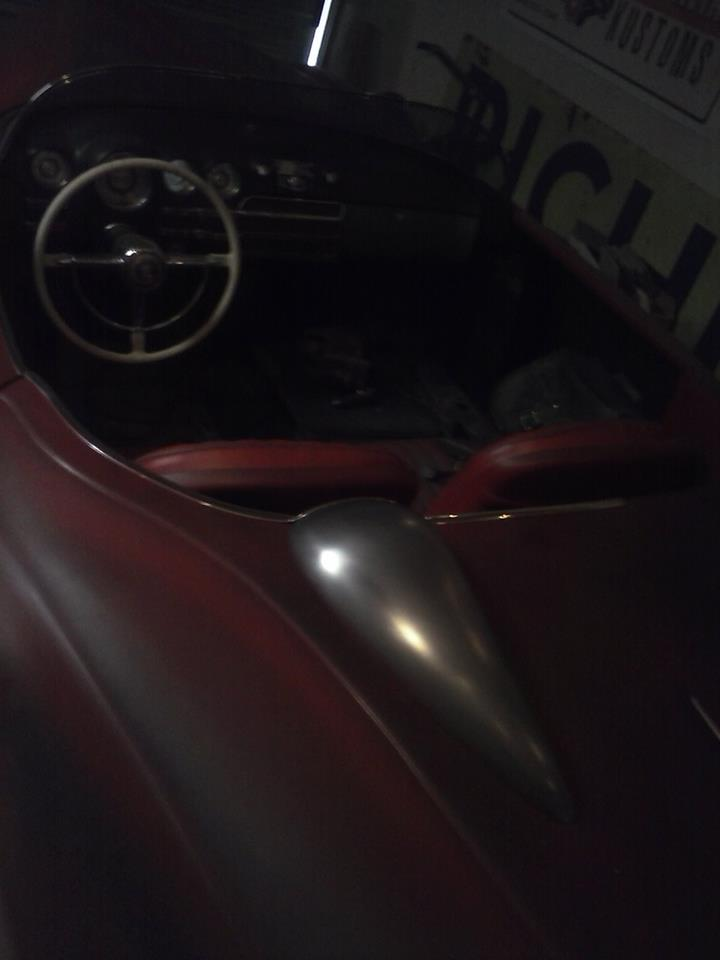 1949 Buick Roadster - Kent Kozera -  10451611