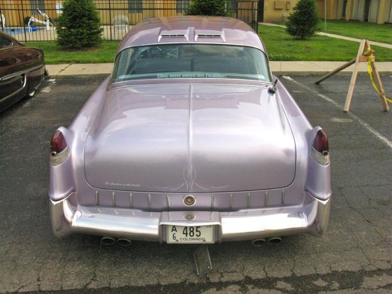 Cadillac 1954 -  1956 custom & mild custom - Page 2 10452410