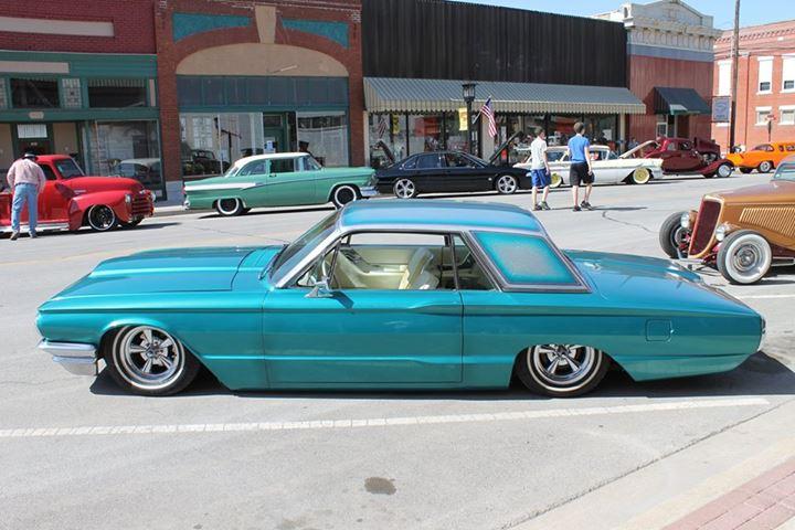 Ford Thunderbird 1964- 1966 custom & mild custom 10453411