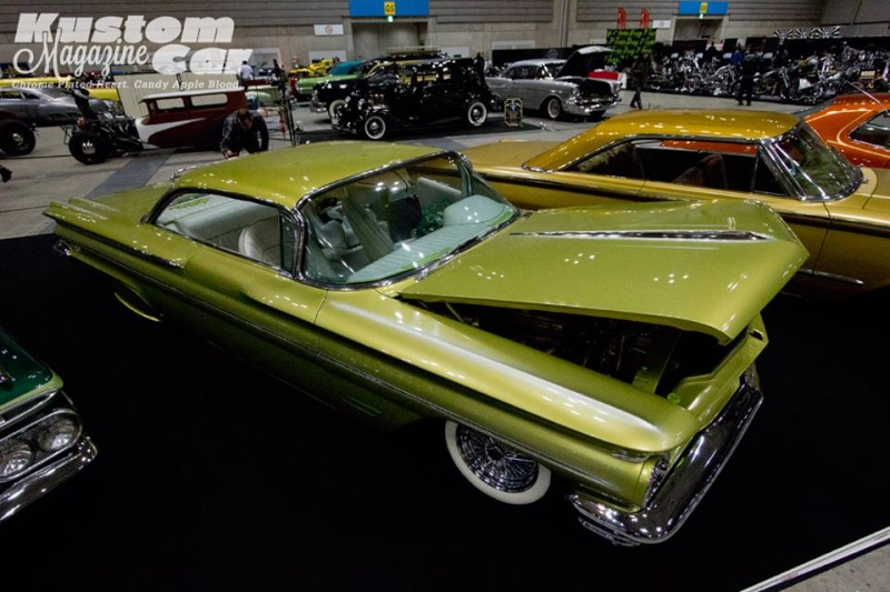 Pontiac 1959 - 62 custom & mild custom 10455910