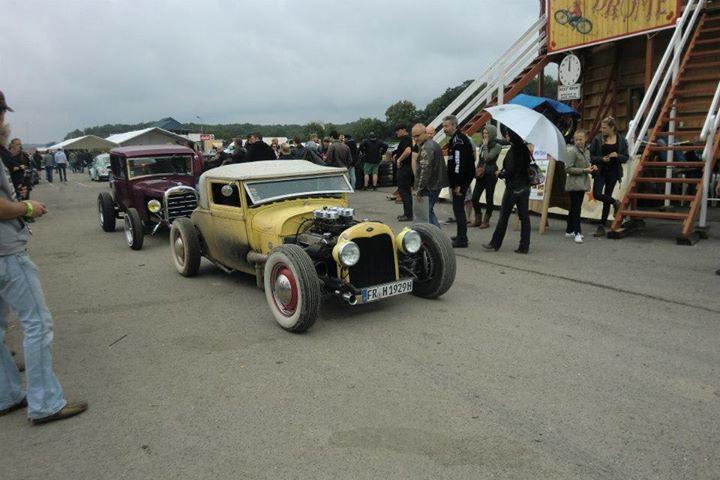 European Hot Rod and Custom Show - Chimay - Juin 2014 10457111