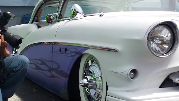 1957 Buick Special - Jason Parkinson - VooDoo Kings CC 10457510