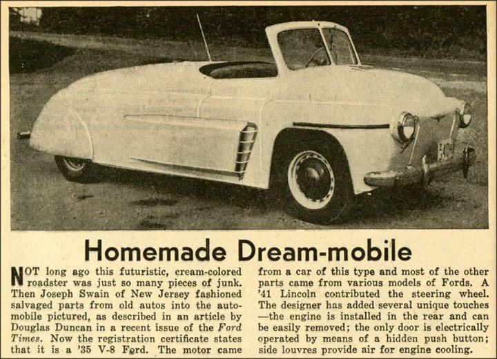 Homemade car 10458211
