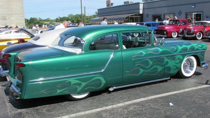 Oldsmobile 1948 - 1954 custom & mild custom - Page 4 10460710