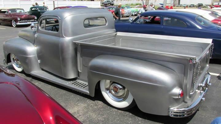 Ford¨Pick up 1948 - 1951 custom & mild custom 10462613