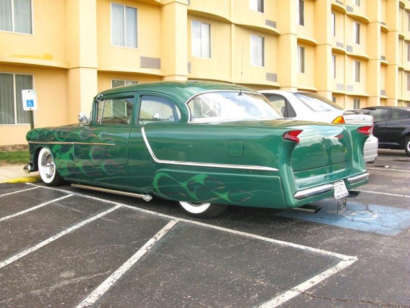 Oldsmobile 1948 - 1954 custom & mild custom - Page 4 10464112