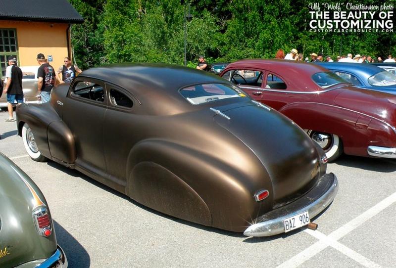 Chevrolet 1946 - 48 custom & mild custom - Page 2 10464114
