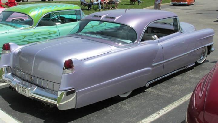 Cadillac 1954 -  1956 custom & mild custom - Page 2 10464311