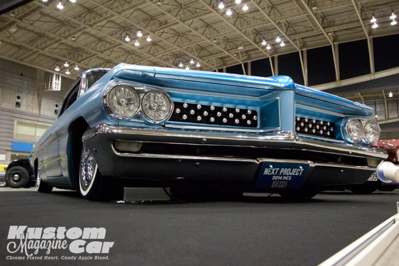 Pontiac 1959 - 62 custom & mild custom 10473710
