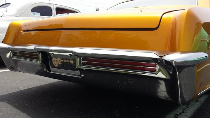 Buick Riviera 1963 - 1965 custom & mild custom 10475310
