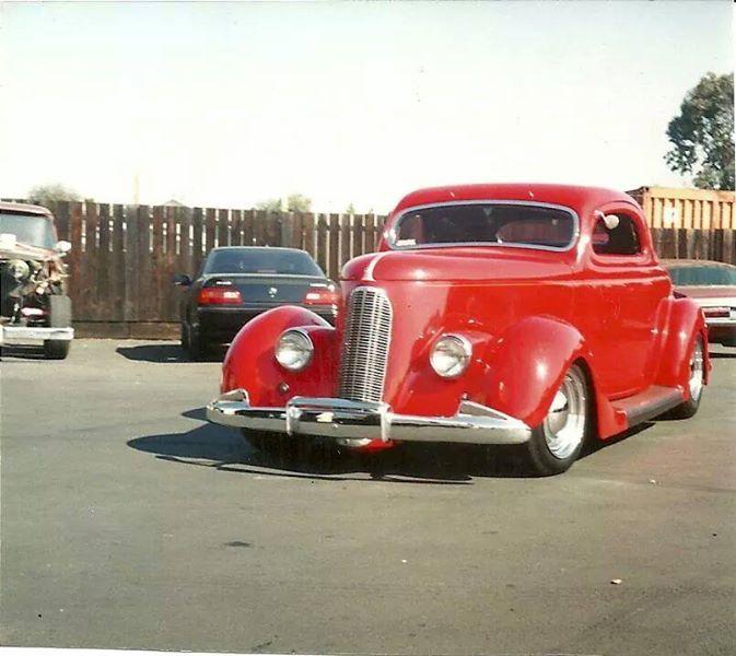 Ford 1935 - 38 custom & mild custom - Page 3 10478510
