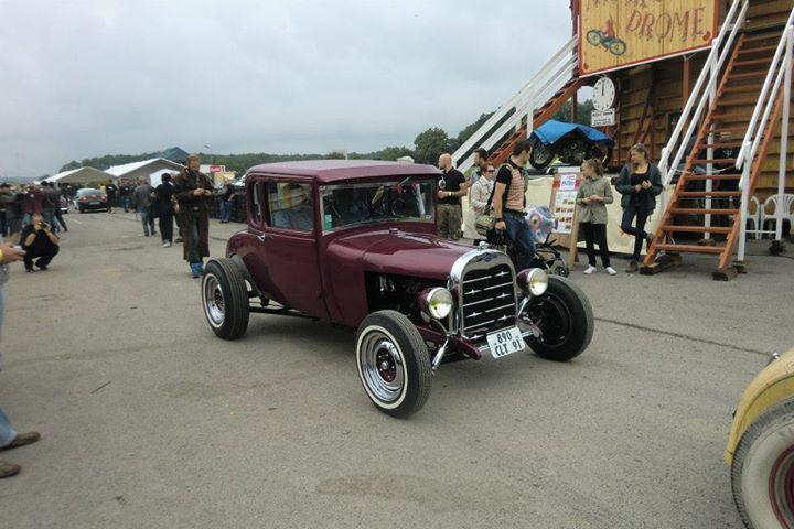 European Hot Rod and Custom Show - Chimay - Juin 2014 10478810