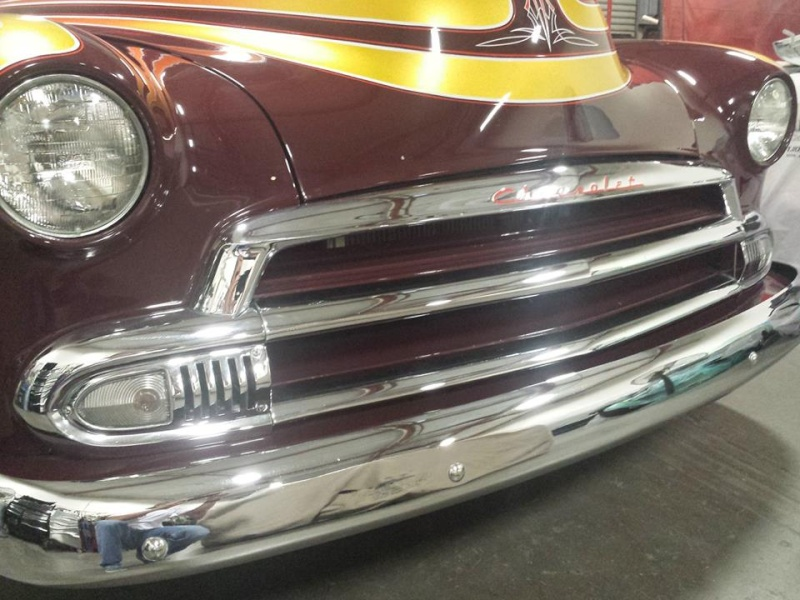 Chevy 1949 - 1952 customs & mild customs galerie - Page 14 10485110