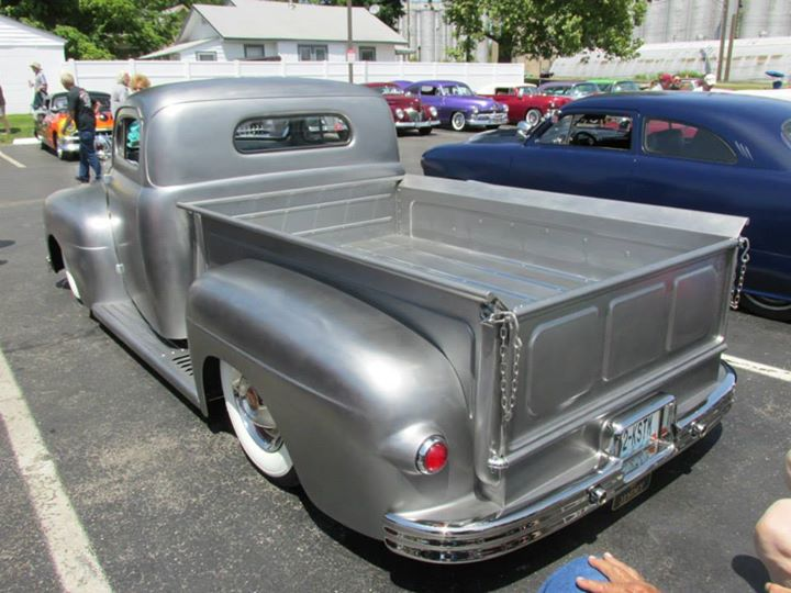 Ford¨Pick up 1948 - 1951 custom & mild custom 10487211