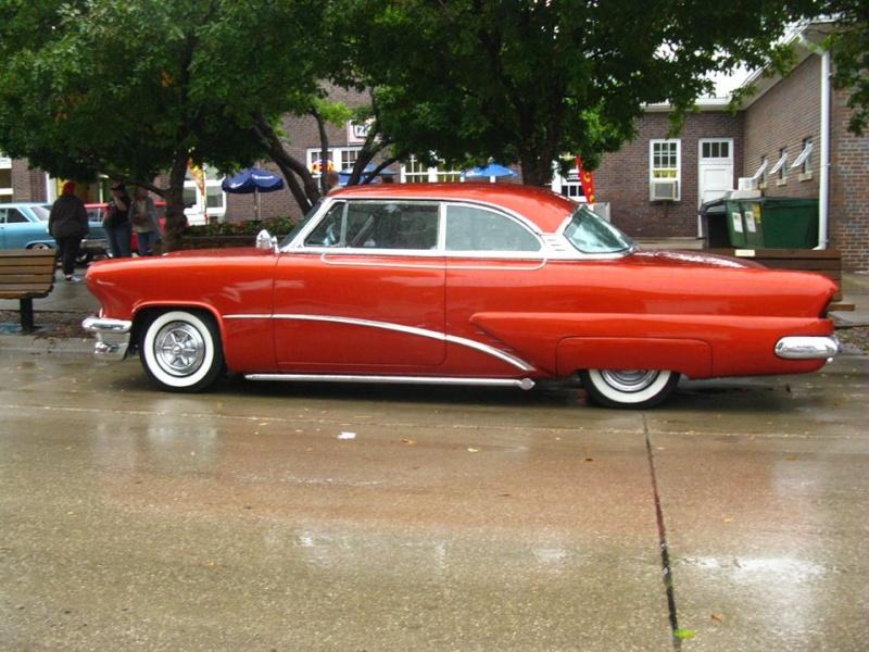 Lincoln  1952 - 1955 custom & mild custom 10487413