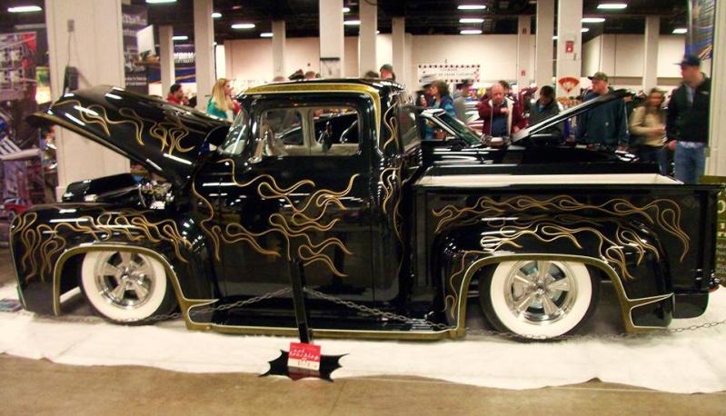 Ford Pick Up 1953 - 1956 custom & mild custom - Page 2 10488210