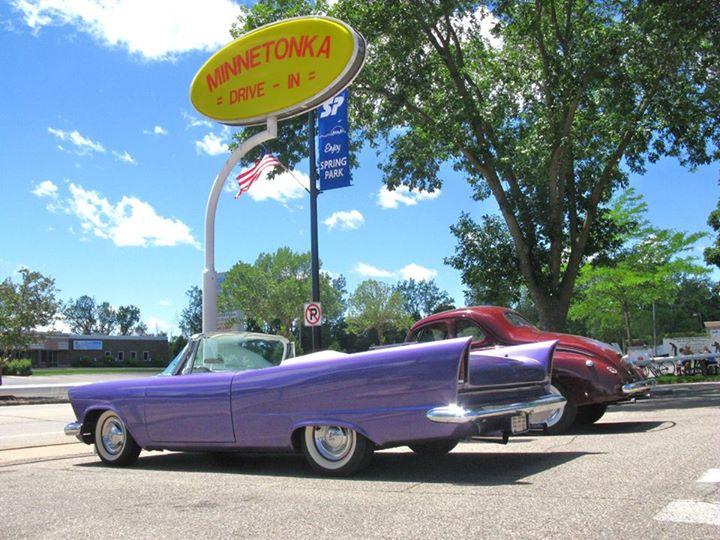Plymouth  1957 - 1958 custom & mild custom 10488312