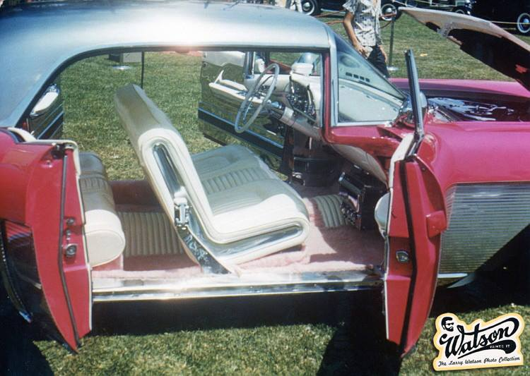 Cadillac 1957 & 1958  custom & mild custom - Page 2 10489612