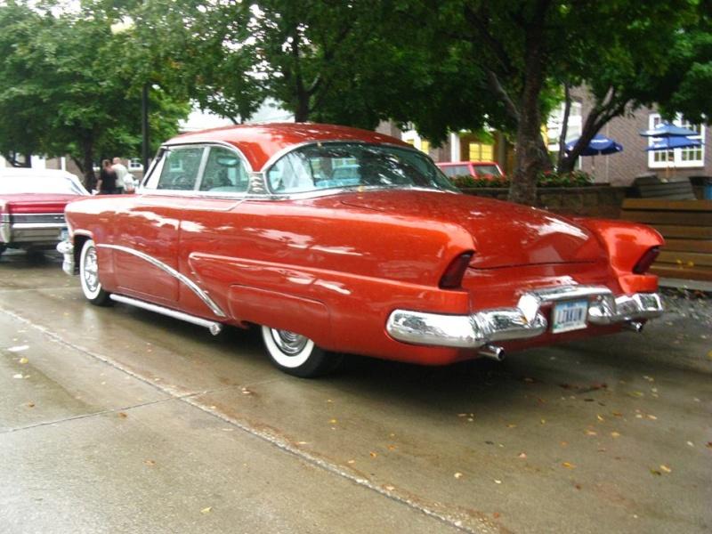 Lincoln  1952 - 1955 custom & mild custom 10491112