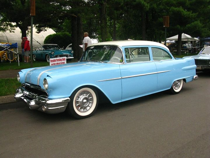 Pontiac 1955 - 1958 custom & mild custom 10492511