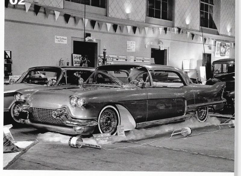 Cadillac 1957 & 1958  custom & mild custom - Page 2 10492515
