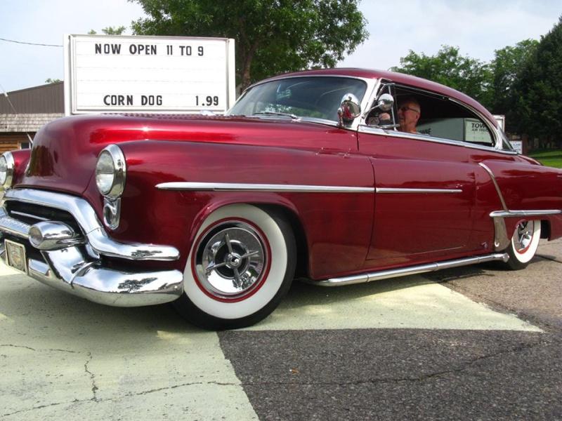 Oldsmobile 1948 - 1954 custom & mild custom - Page 4 10492518