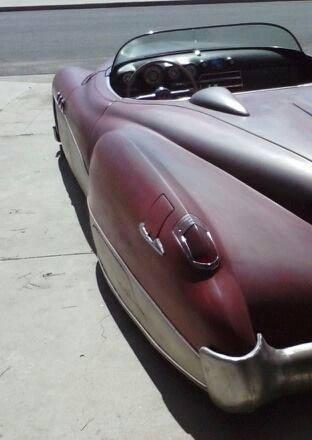 1949 Buick Roadster - Kent Kozera -  10494511