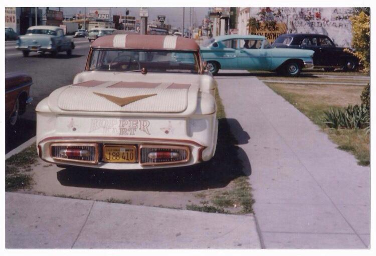 1956 Chevy pick up - Kopper Kart - George Barris 10494613