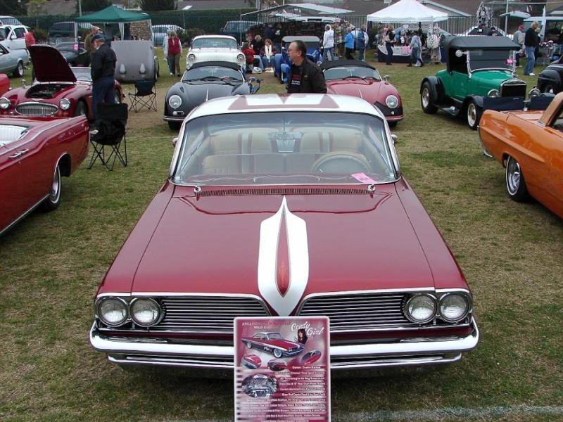 Pontiac 1959 - 62 custom & mild custom 10494717