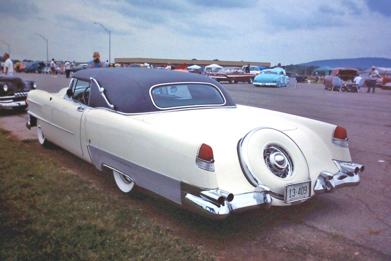 Cadillac 1954 -  1956 custom & mild custom - Page 2 10495510