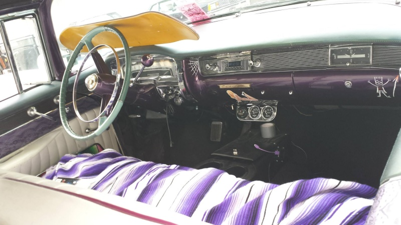 Cadillac 1954 -  1956 custom & mild custom - Page 2 10497010