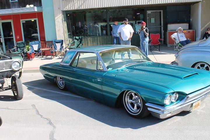 Ford Thunderbird 1964- 1966 custom & mild custom 10500411