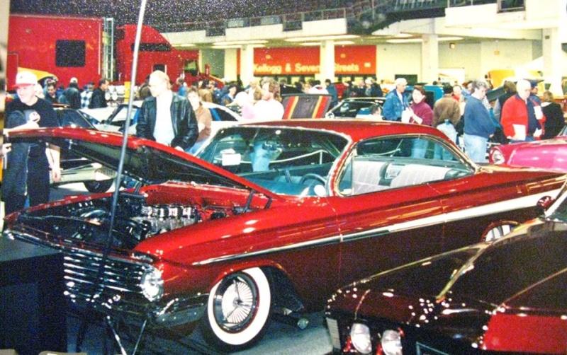 Chevrolet 1961 - 64 custom and mild custom 10501910