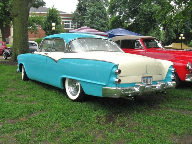 Dodge 1955 - 1956 custom & mild custom 10505513
