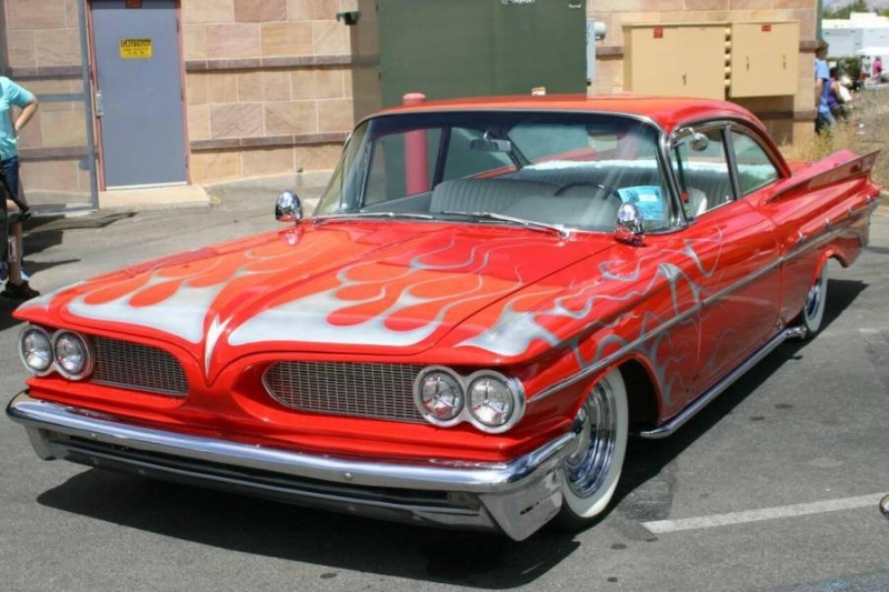 Pontiac 1959 - 62 custom & mild custom 10509411