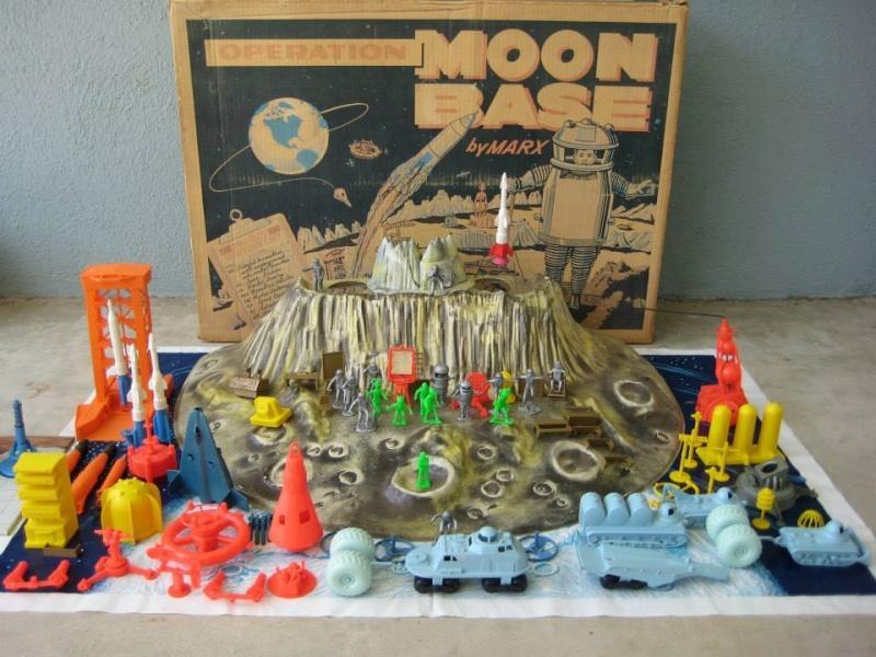 Jouets Spaciaux - Sci-Fi Toys 10509513