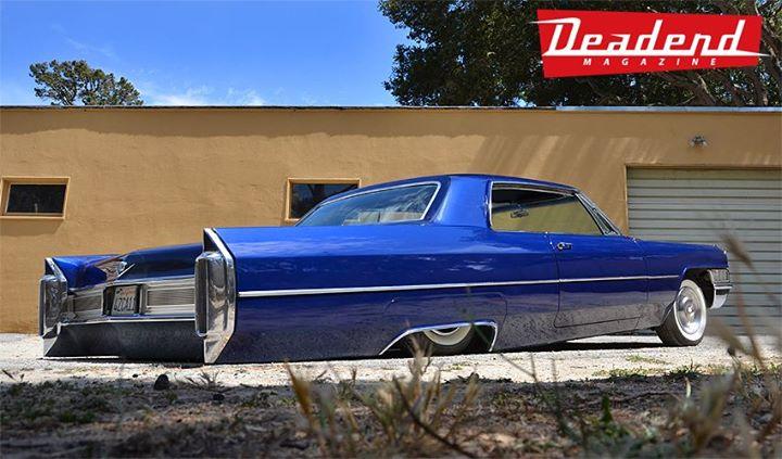 Cadillac 1961 - 1968 Custom & mild custom - Page 3 10509515