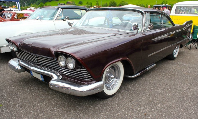 Plymouth  1957 - 1958 custom & mild custom 10513510