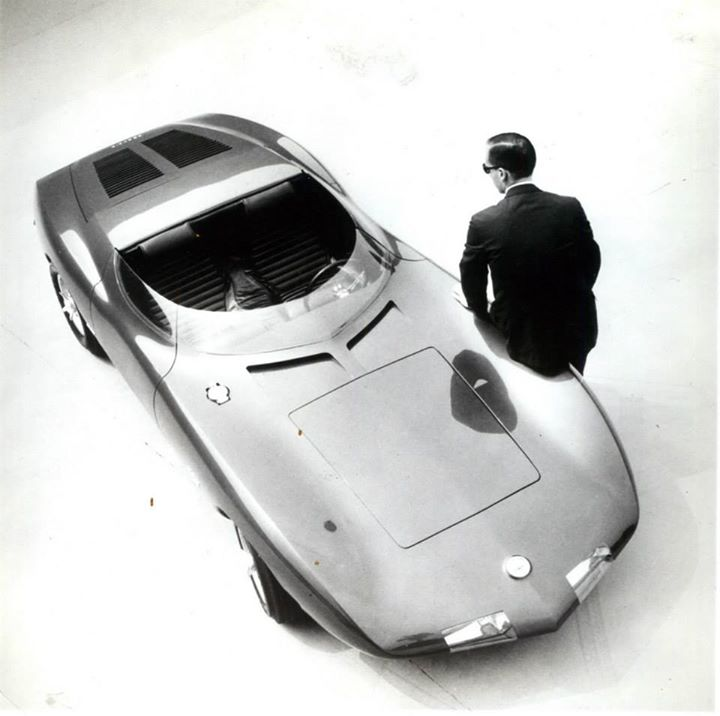 Chevy Monza SS (XP-777) & Monza GT concept cars 10516613