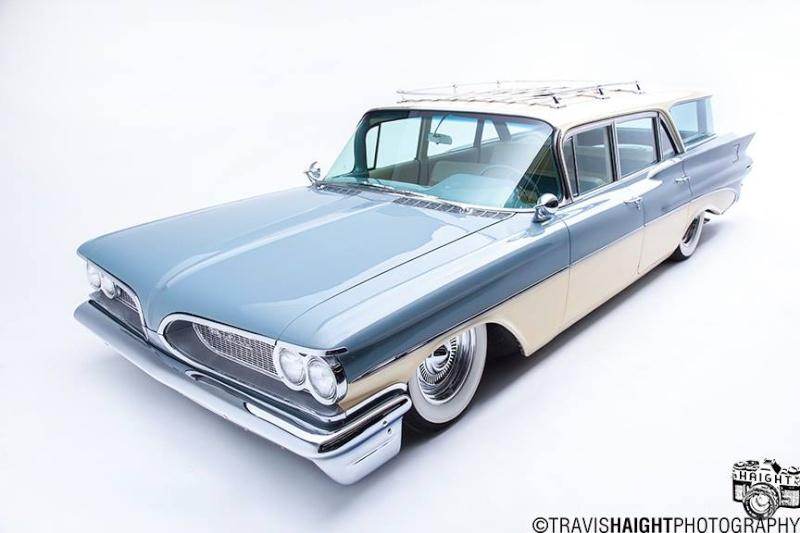 Pontiac 1959 - 62 custom & mild custom 10516712