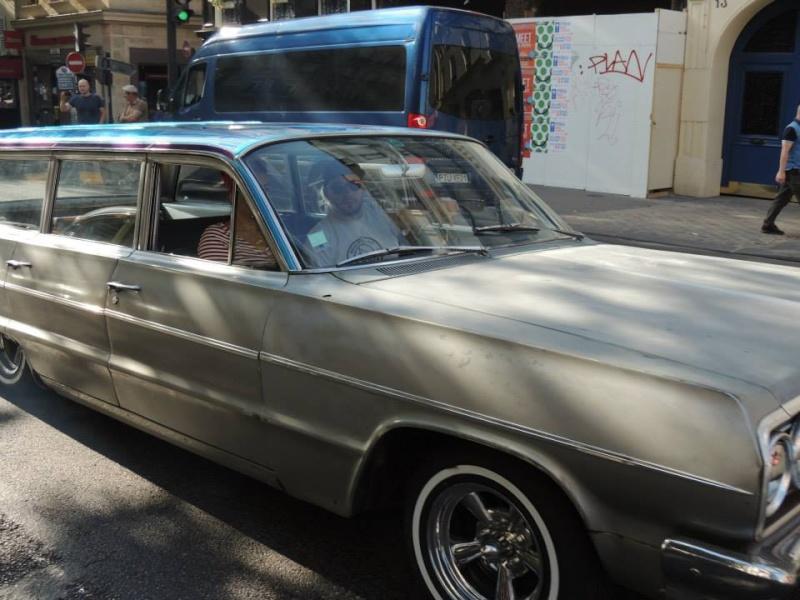 Chevrolet 1961 - 64 custom and mild custom 10519111