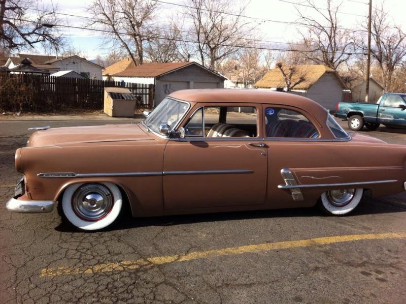 Ford 1952 - 1954 custom & mild custom - Page 7 10521710